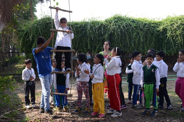 Delhi Public School-Adventure Camp