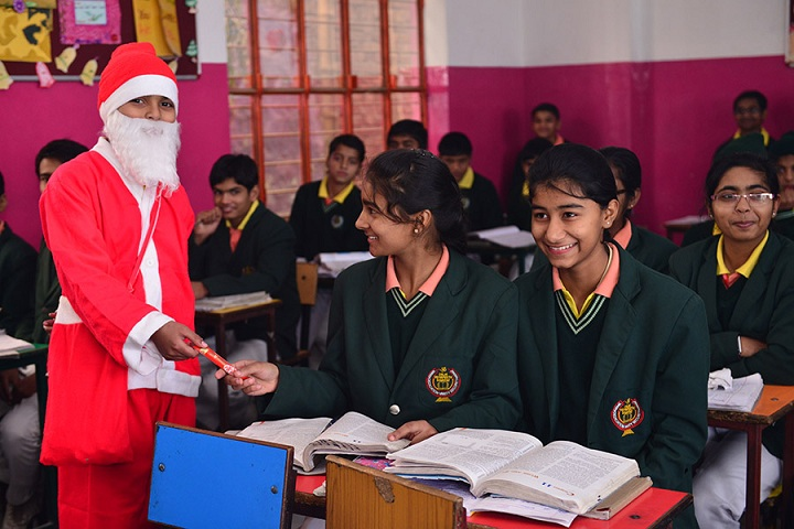 Delhi Vidyapeeth-Classroom