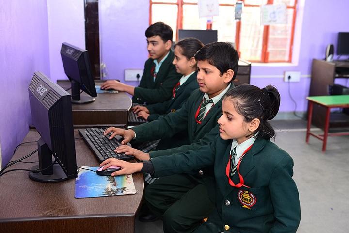 Delhi Vidyapeeth-Computer Lab
