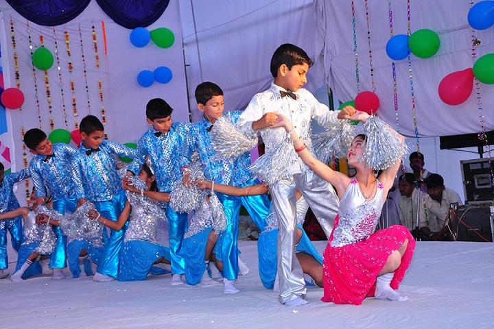 Delhi Vidyapeeth-Dance