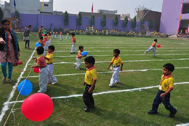 Delhi Vidyapeeth-Games