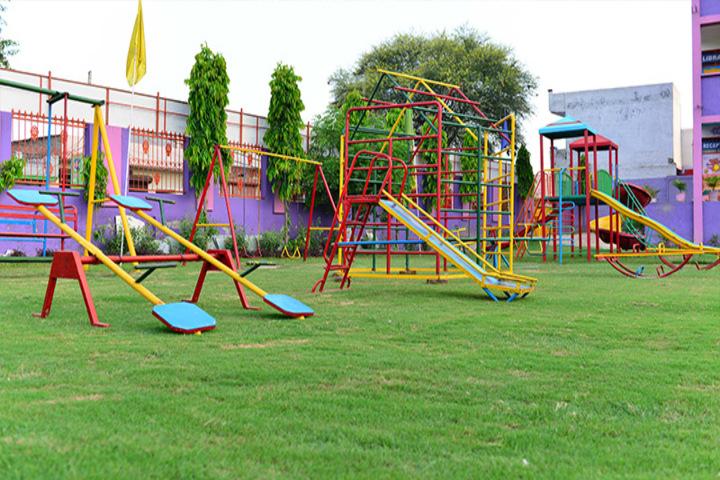 Delhi Vidyapeeth-Play Area
