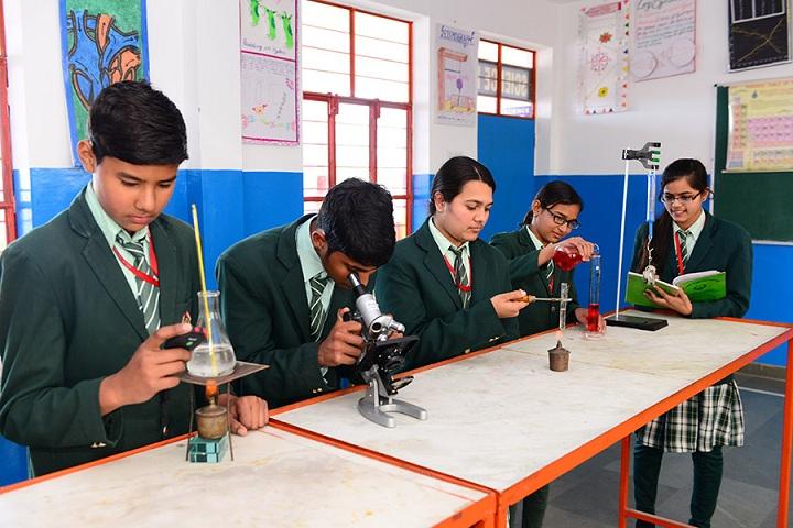 Delhi Vidyapeeth-Science Lab