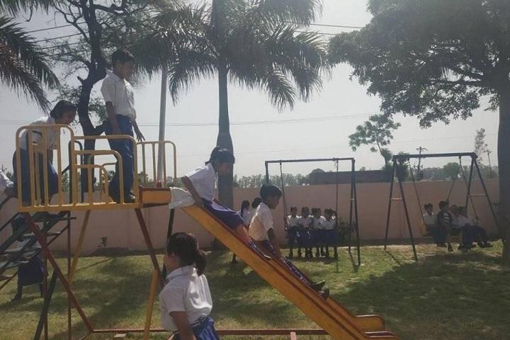 Dev International School-Playground