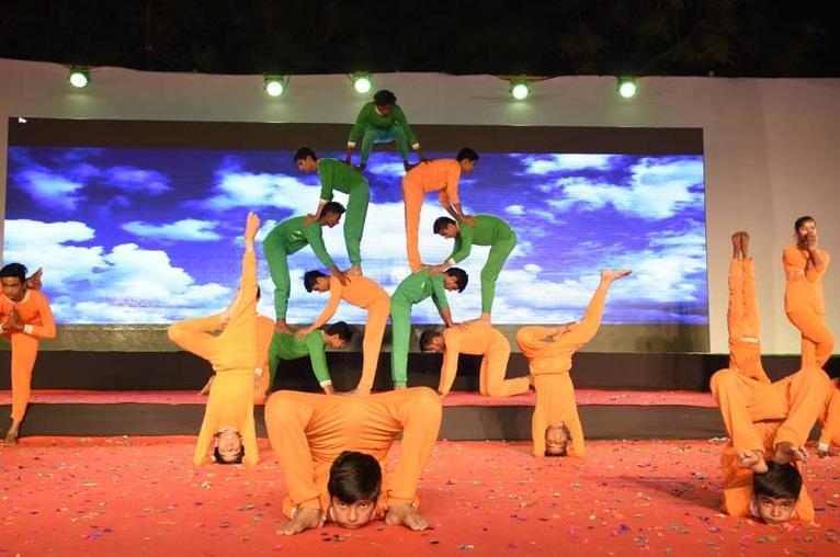 Dev Samaj Vidya Niketan-Annual day