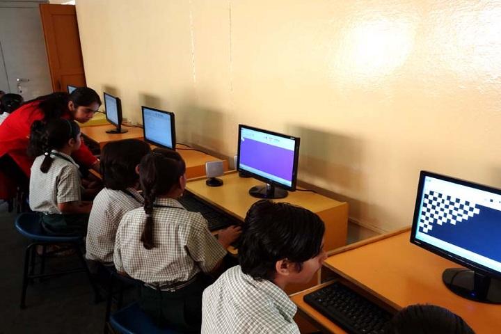 Dev Samaj Vidya Niketan-Computer Lab