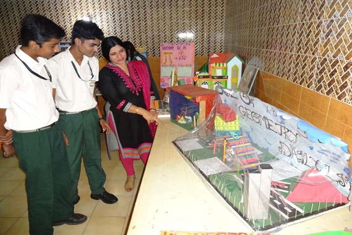 Dev Samaj Vidya Niketan-Maths Lab