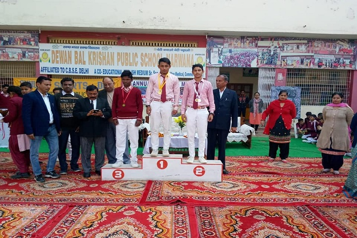 Dewan Bal Krishan Public School-Awards