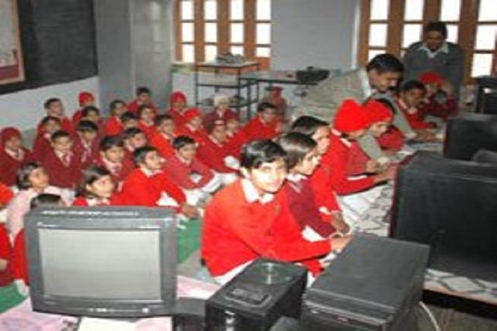 Dewan Bal Krishan Public School-Computer Lab