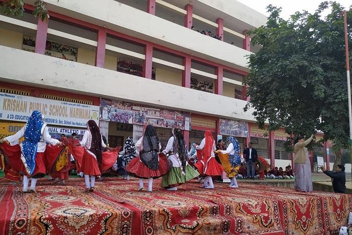 Dewan Bal Krishan Public School-Dance