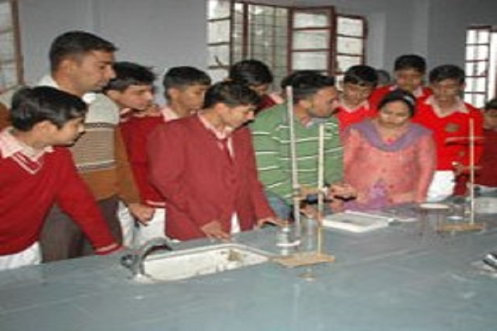 Dewan Bal Krishan Public School-Physics Lab