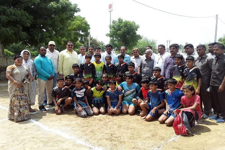 Dewan Bal Krishan Public School-Sports Team