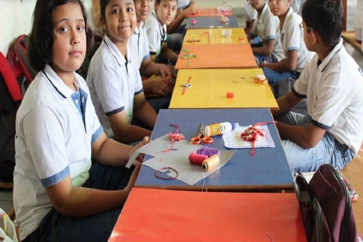 DGV Public School-Activities