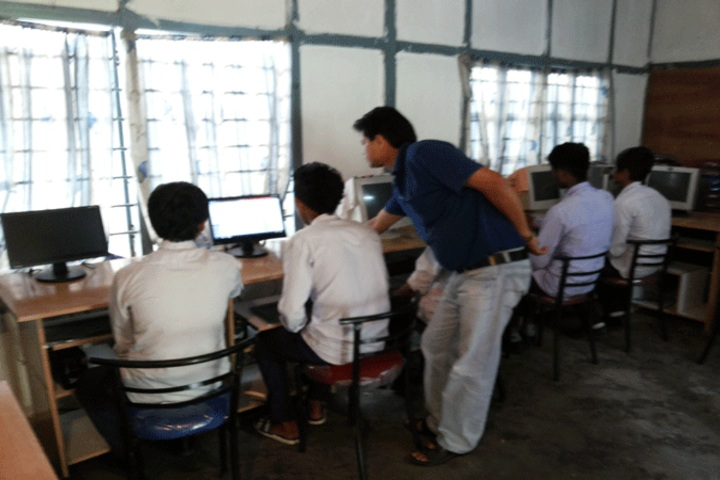 Government Secondary School-Computer Lab
