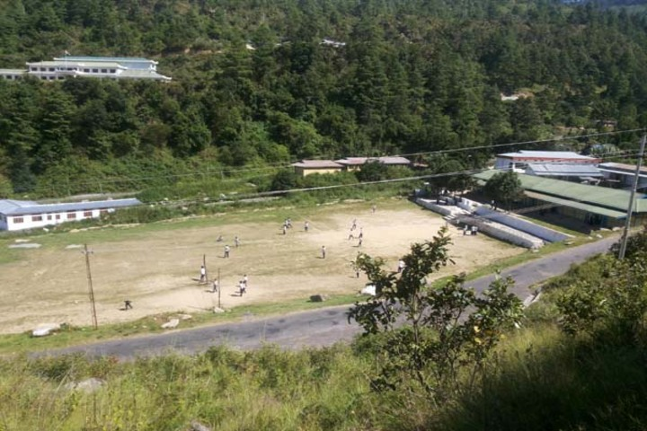 Government Secondary School-Paly Ground