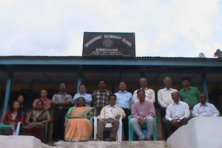 Government Secondary School-Teachers