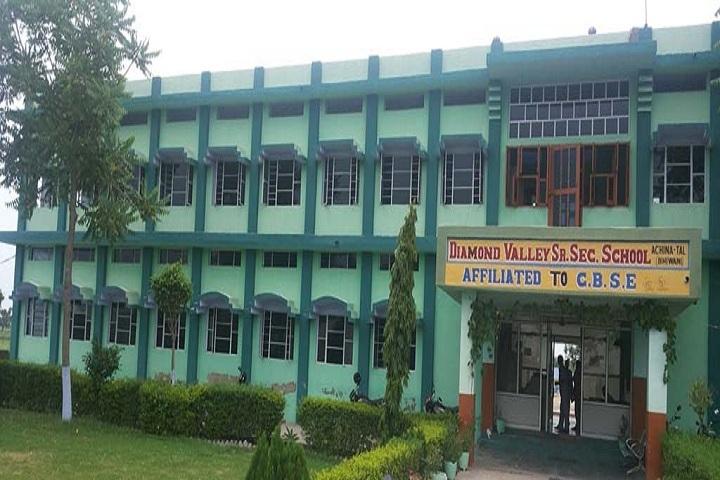 Diamond Valley Senior Secondary School-Campus View