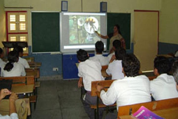 Diamond Valley Senior Secondary School-Classroom