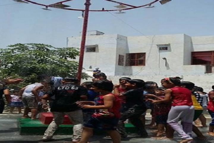 Dina Nath Memorial Convent School-Summer Camp