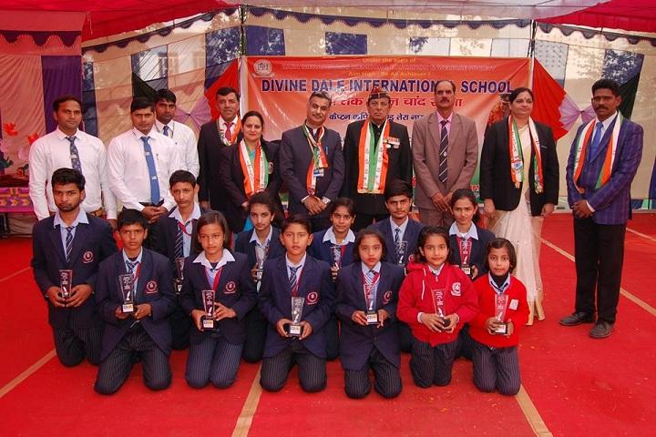 Divine Dale International School-Awards