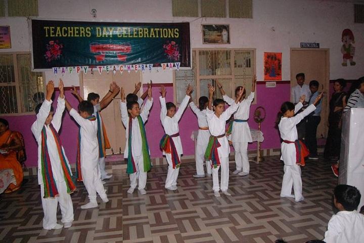 Divine Dale International School-Teachers day Celebration
