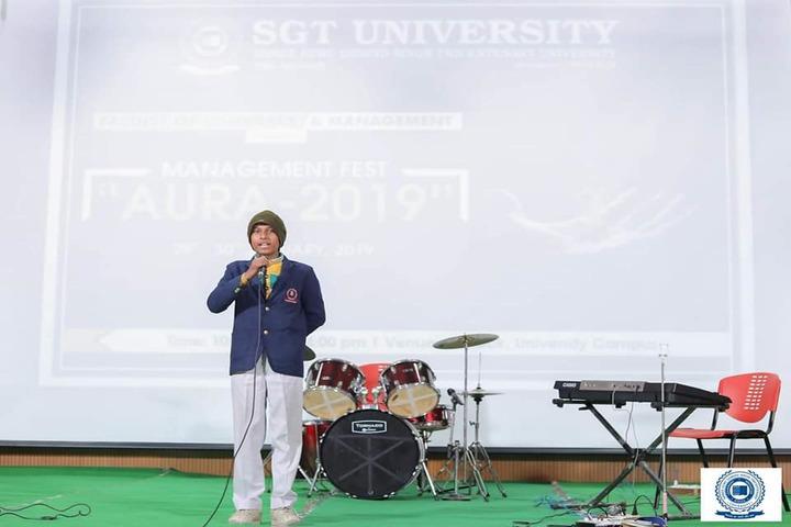 Divine Dale International School-Singing