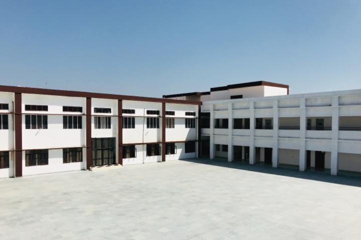 Divine International Public School-Campus View