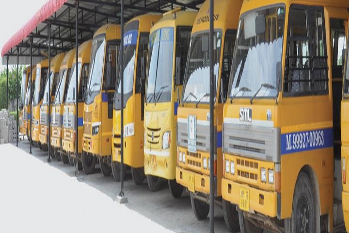 Divine International Public School-Transport
