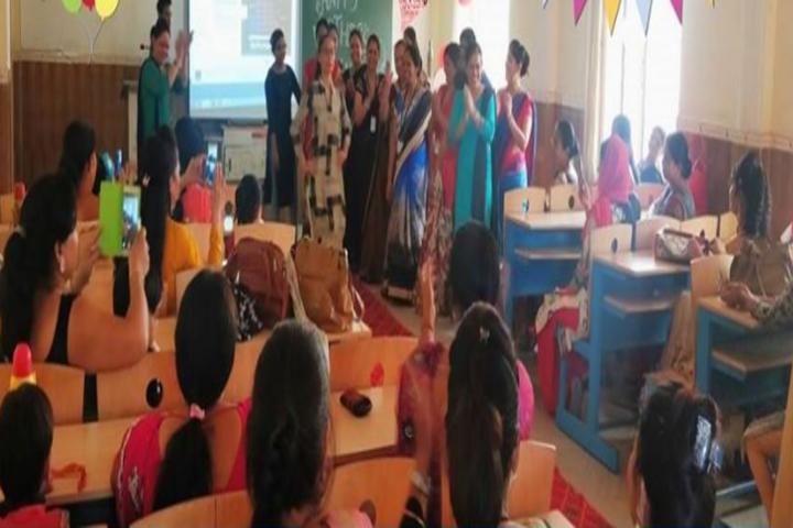Doon Bharti Public Senior Secondary School-Mothers Day Celebrations