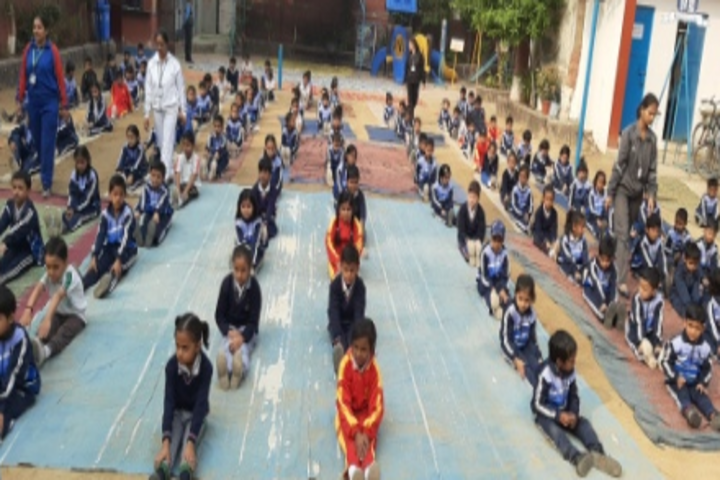 Doon Bharti Public Senior Secondary School-Yoga