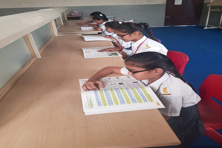 Doon International School-Library