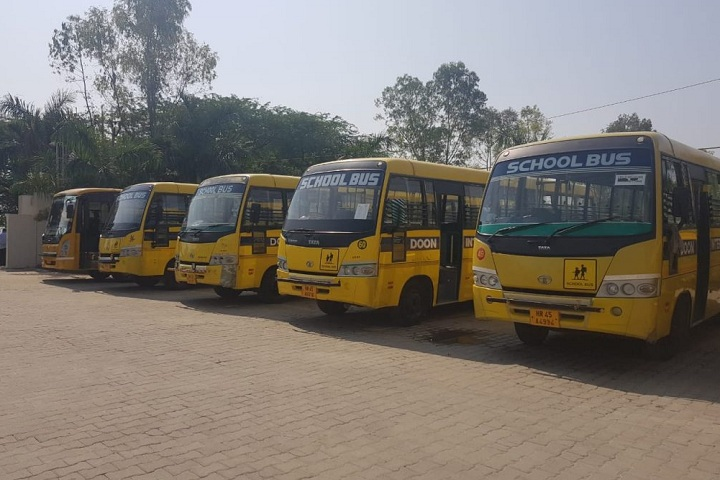 Doon International School-Transport