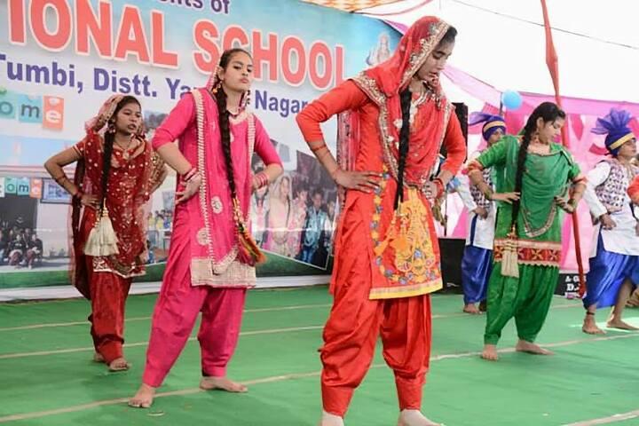 Doon International School-Dance
