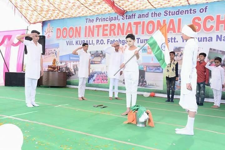 Doon International School-Independence Day