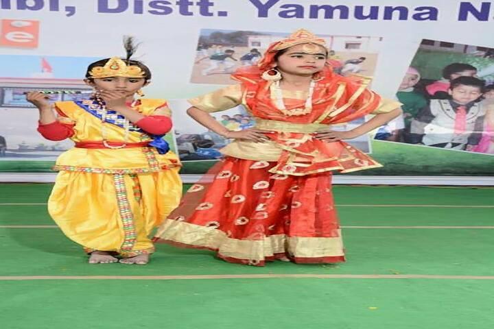 Doon International School-Janamastami Celebrations