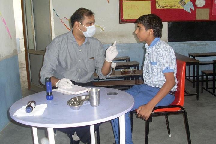 Doon Public School-Dental camp