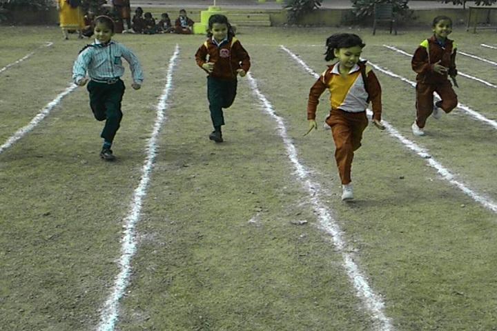 Doon Public School-Sports Day