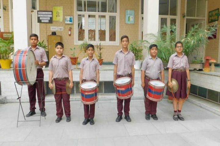 Doon Public School-Band Troop