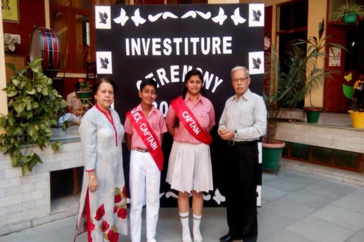 Doon Public School-Investiture Ceremony