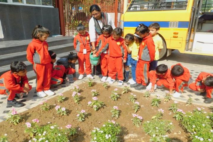 Doon Public School-Outdoor Activity