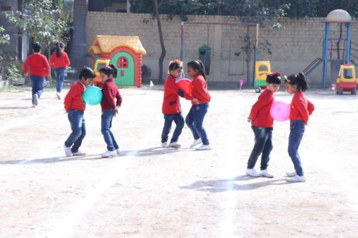 Doon Public School-Sports Day