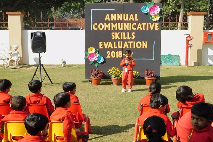 Doon public school-Annual Communicative Skills