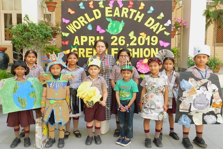 Doon public school-World Earth Day