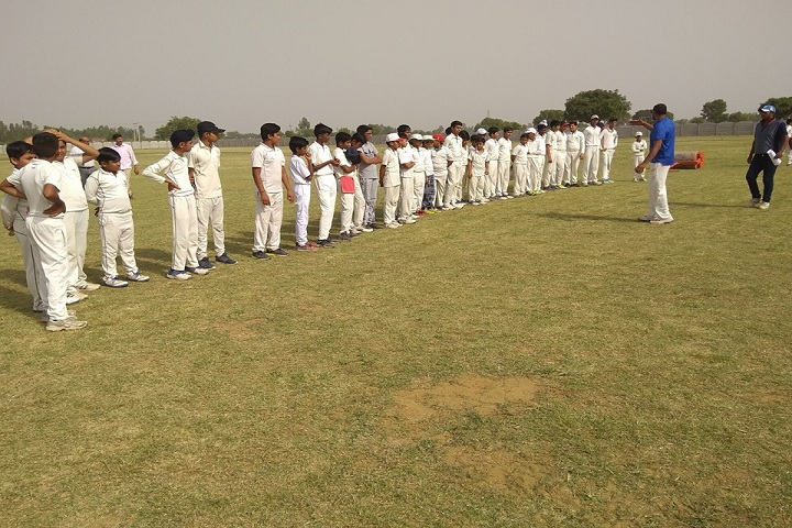 Delhi public school-Cricket Training