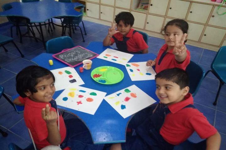 DPSG Sushant Lok-Classroom Activity