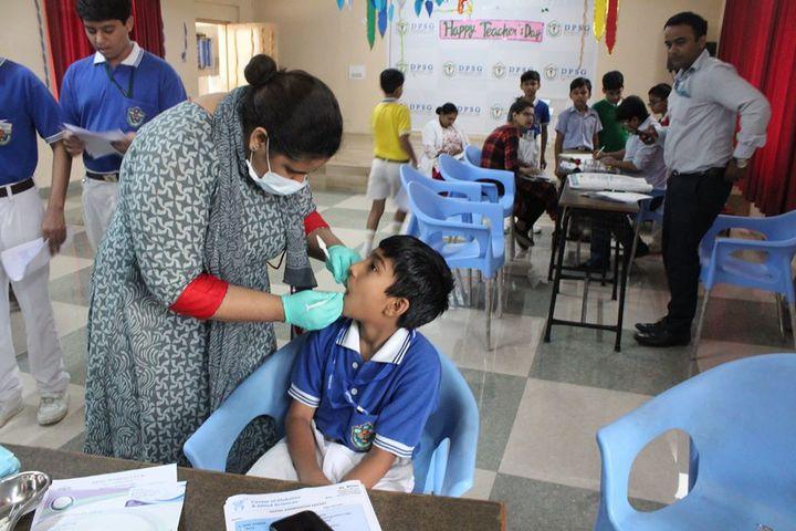 DPSG Sushant Lok-Health Checkup