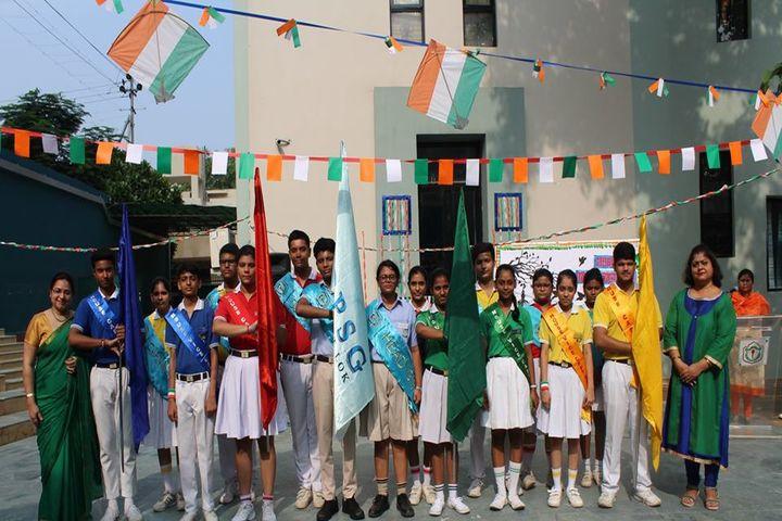 DPSG Sushant Lok-Independence Day