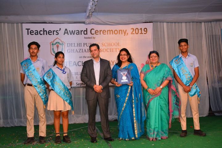 DPSG Sushant Lok-Investiture Ceremony