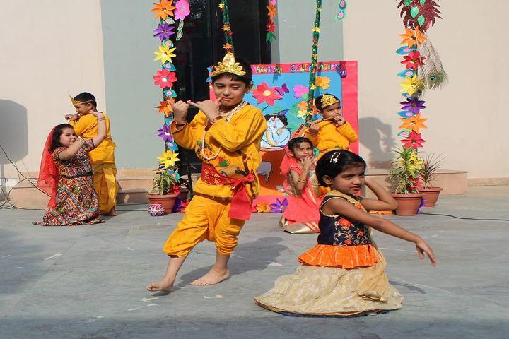 DPSG Sushant Lok-Janamastami Celebrations