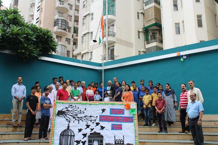 DPSG Sushant Lok-Republic Day